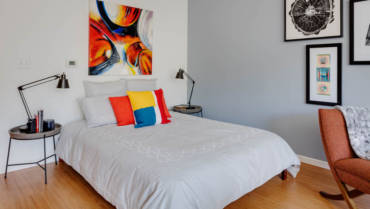 The Importance of Art in Model Apartment Staging
